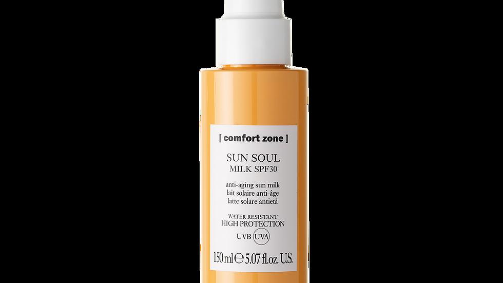 SUN SOUL Body Milk Spray SPF30