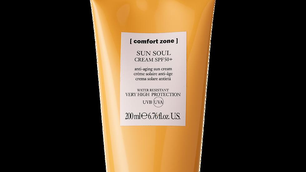 SUN SOUL Face and Body Cream SPF50+