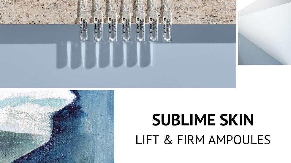 SUBLIME SKIN AMPOULES