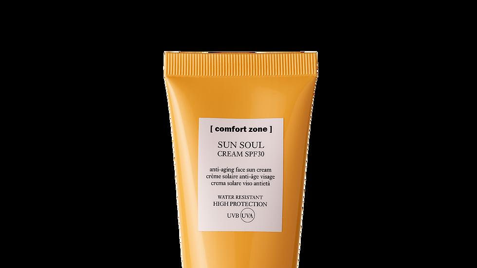 SUN SOUL Face Cream SPF30