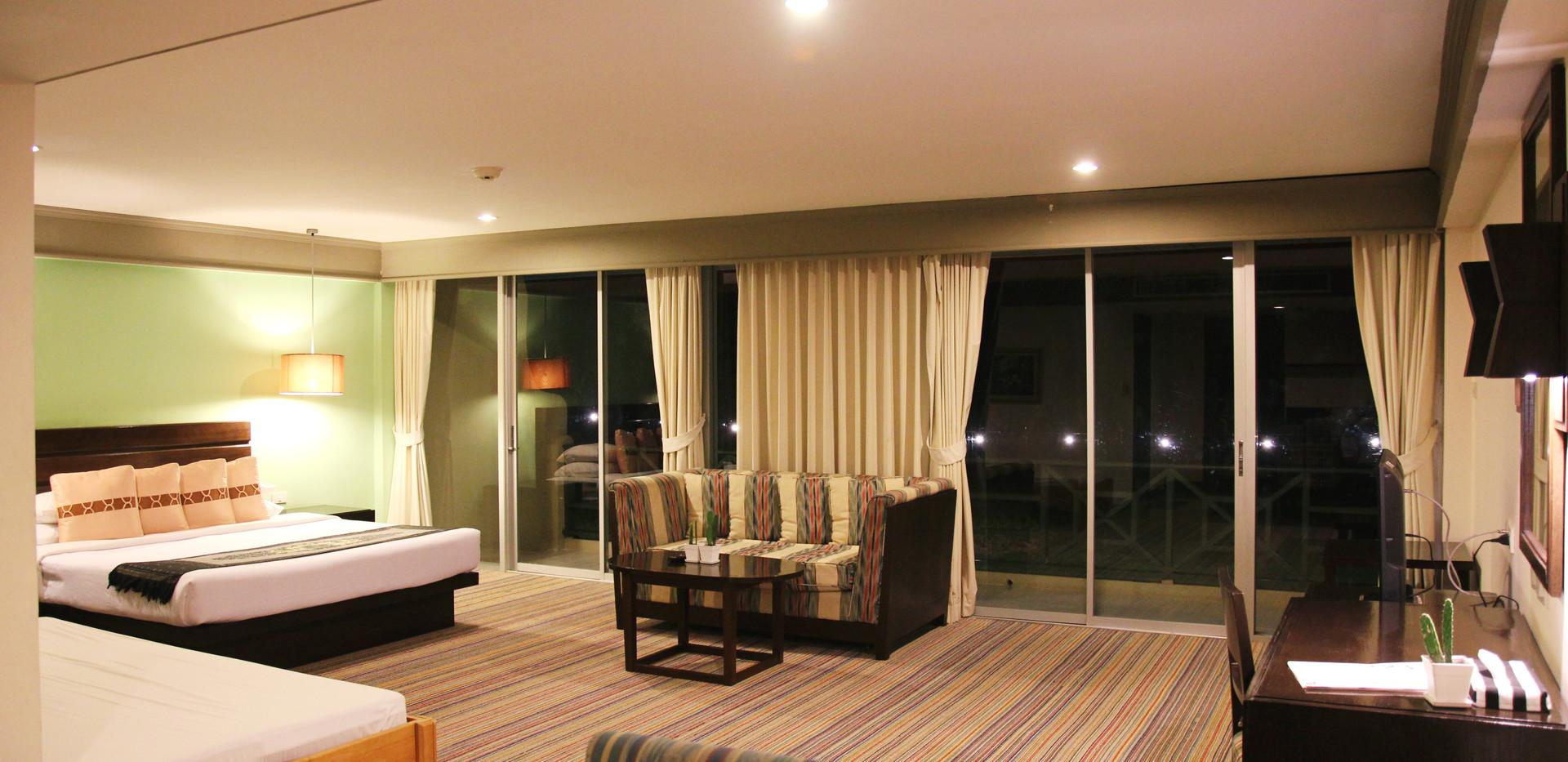 Aekpailin river kwai hotel