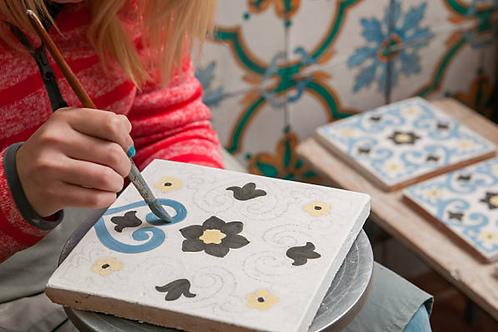 Tile Painting Kit