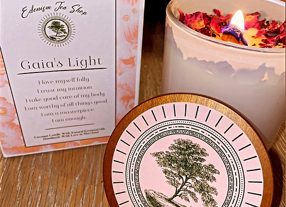 Gaia's Light Aromatherapy Candle