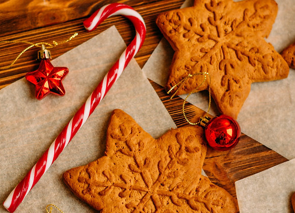 Gingerbread Aromatherapy Candle
