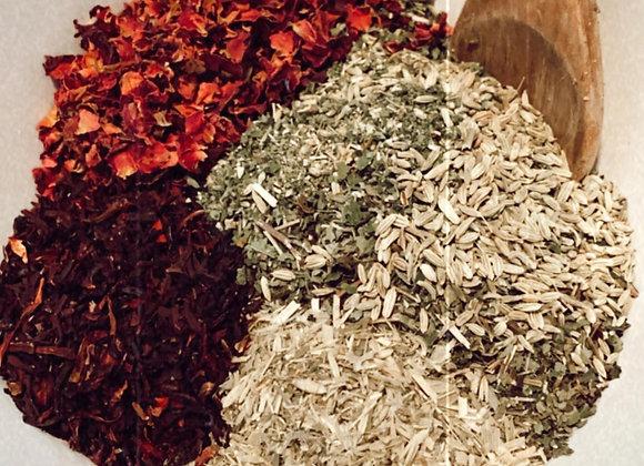 Gaia's Light Herbal Tea for Feminine Balance