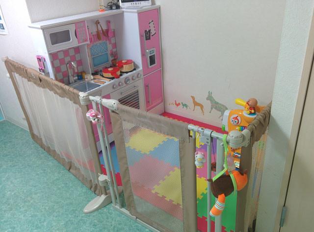 札幌 東区 ひろ歯科クリニック キッズルーム