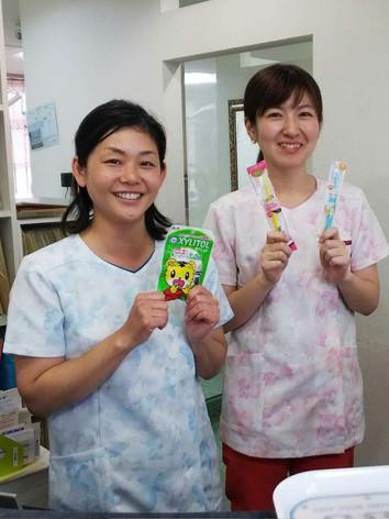札幌 東区 ひろ歯科スタッフ