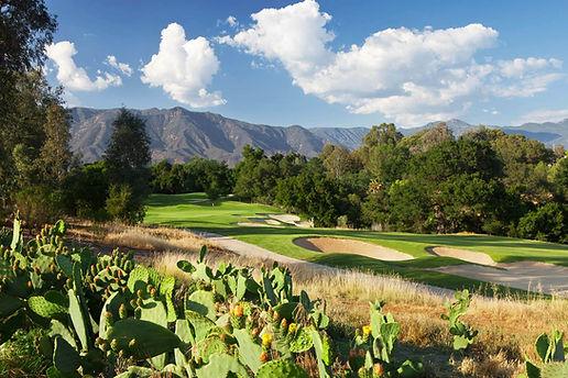 Golf in Ojai California