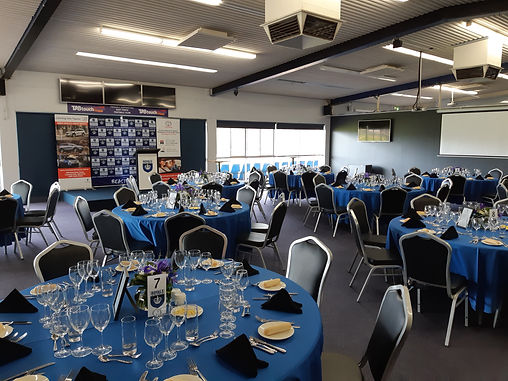 Leederville Function Centre - Oval room.