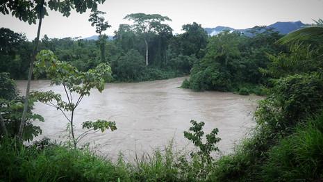 El rio Cachiyacu
