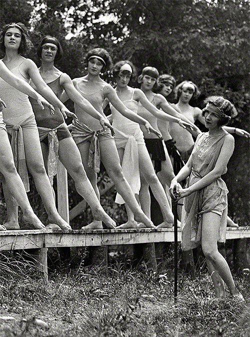 Dançarinos, National American Ballet, 1924. Washington, D.C.