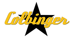 Colbinger Star Logo Singer Songwriter
