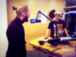 Colbinger Radio Interview Radio Galaxy Passau Bayern Song Premiere Singer Songwritr