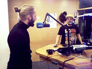 Radio Galaxy Interview Colbinger Moritz Hö Live on Air Dein Berg