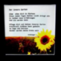 Colbinger Gedicht Druck Online Shop Merchadise Poesie Bild Leinwand Bestellung