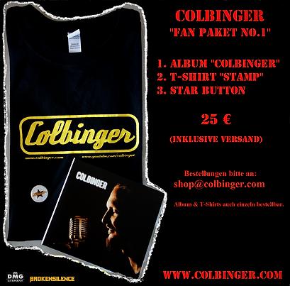 Fan Paket online shop kaufen shirt cd album musik bestellen vesand