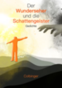 Buchcover - Colbinger DER WUNDERSEHER UN