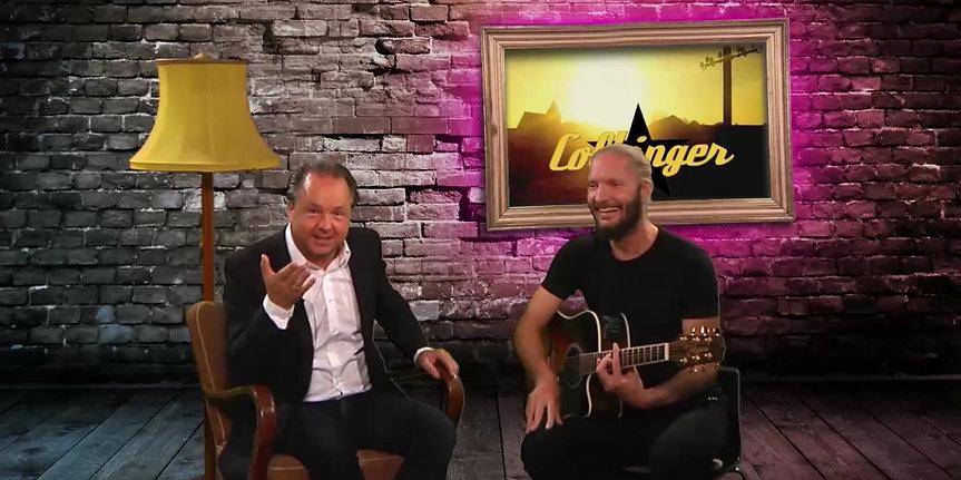 Colbinger AndreasMaxMartinShow 2018 Salve TV Fernsehen Interview Leben Mut Freude Liebe Musik Song Lieder Premiere