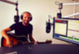 Colbinger Radio Berlin Singer Songwriter Interview Live On Air