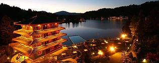 Hochschober - Chinesischer Turm - Colbinger in Concert 2015
