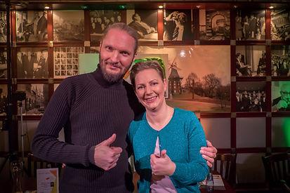 Cobinger TV Talk Bremen Budder bei die Fische Ständige Vertretung Inhalte