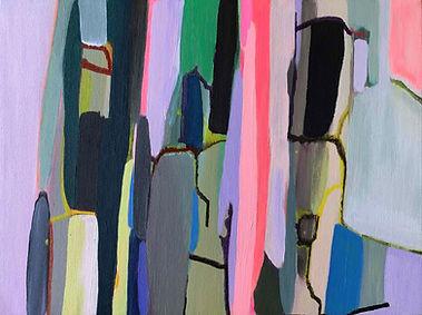 Palm of Avenues by Aisha Bridgman