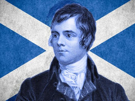 Robbie Burns Supper - Friday 23rd July