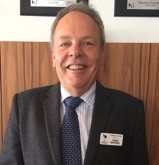Hugh Watkins - Treasurer