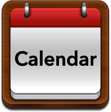 Proposed Dates for 2018