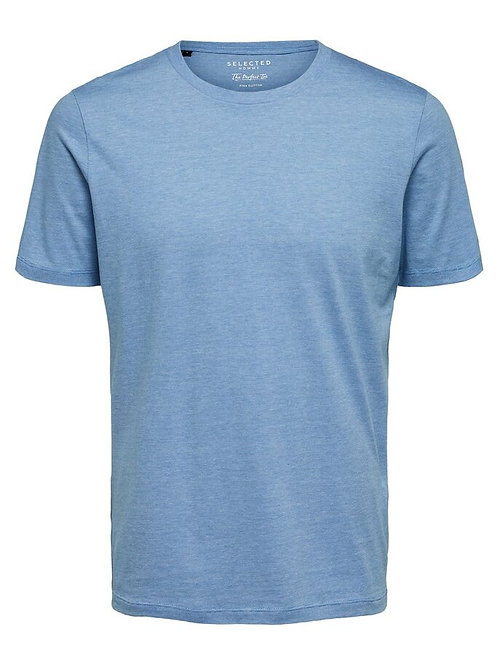 Selected The Perfect O-neck T-shirt