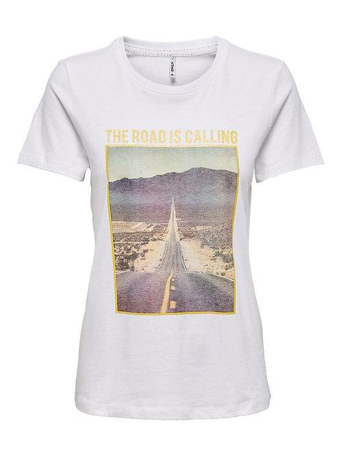 Only Printet T-shirt