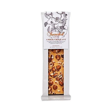 Handcrafted bars - Amber Croquant