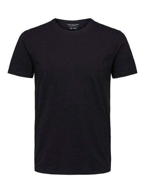 Selected Økologisk bomulds T-shirt