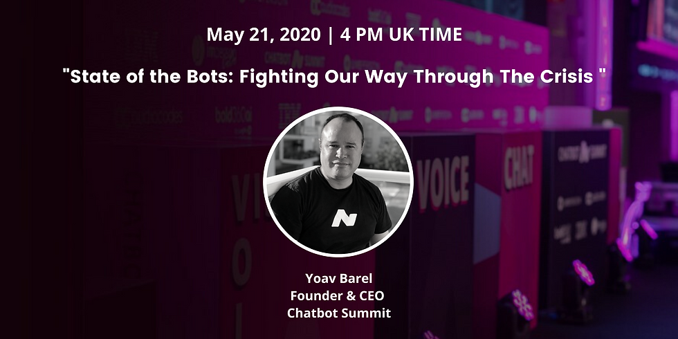 State of the Bots: Fighting Our Way Through The Crisis