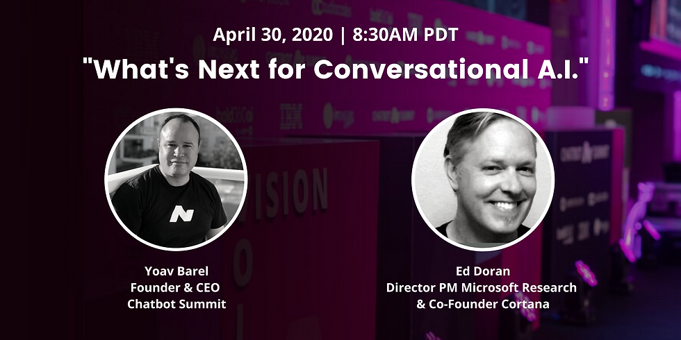 What's Next for Conversational A.I.