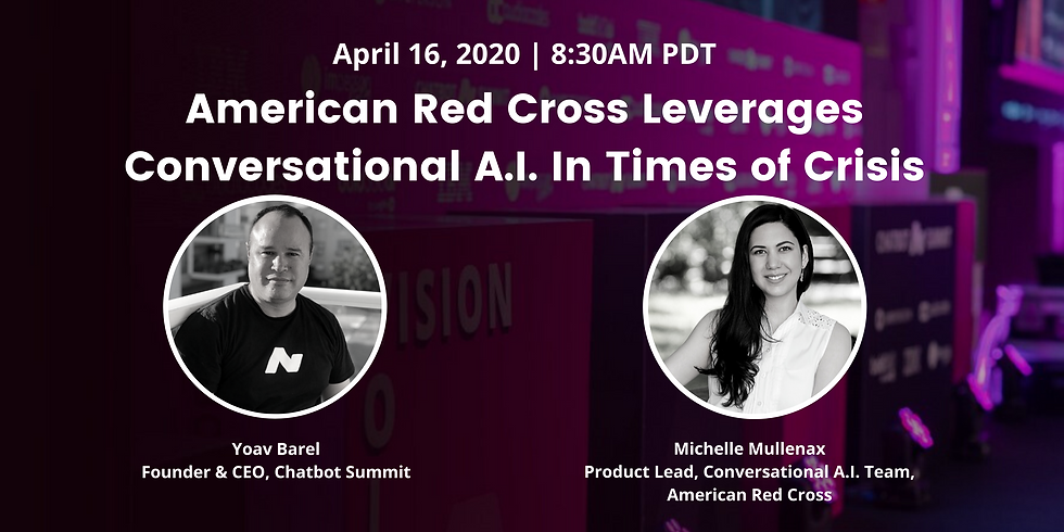 American Red Cross Leverages Conversational A.I. In Times of Crisis