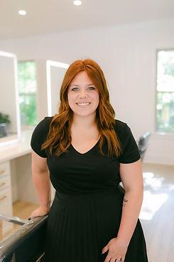 Danielle Strickland, Hairstylist