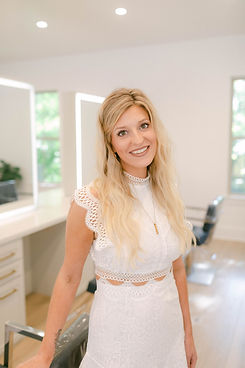 Molly Zabala, Hairstylist
