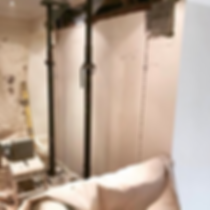 TPM Property Services - Removal of wall