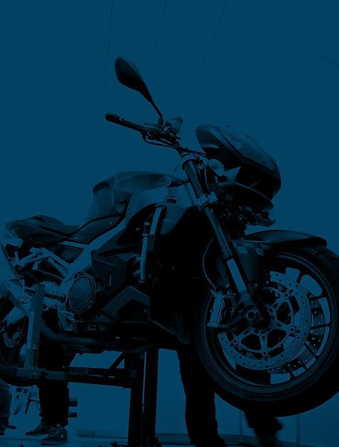 motorbike maintenance intermediate servi