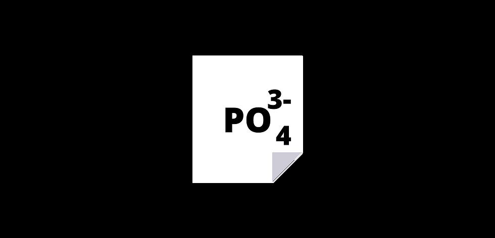 Phosphte ion