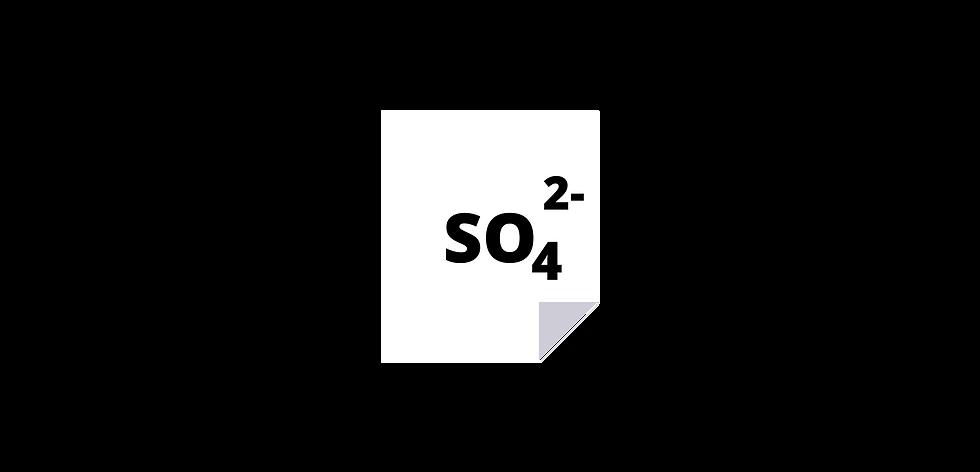 Sulfur ion icon