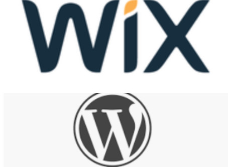 Building A New Website? WIX vs Wordpress