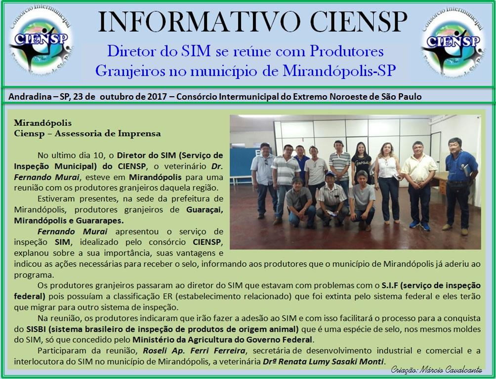 INFORMATIVO_CIENSP_SIM_MIRANDÓPOLIS_10-10-2017