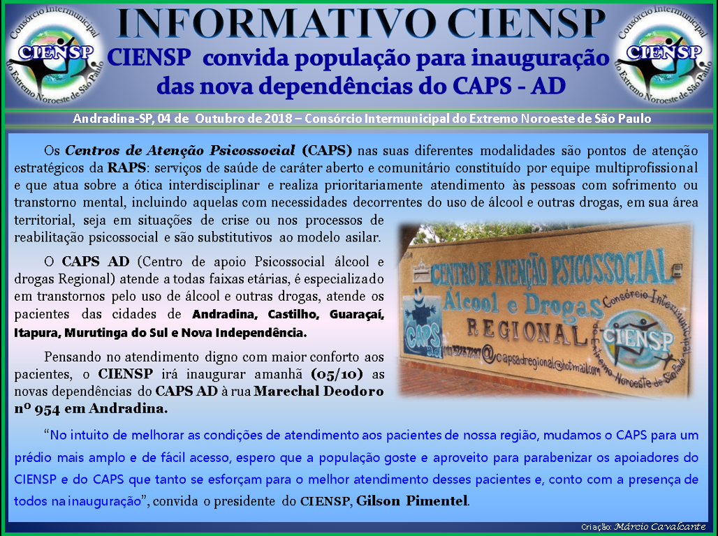 INFORMATIVO_INAUGURAÇÃO_CAPS