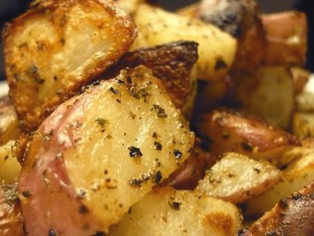 Smokey Joe's Tuscan Roast Potatoes