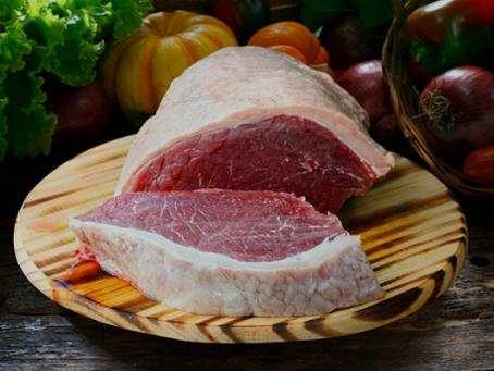 grilled picanha steak