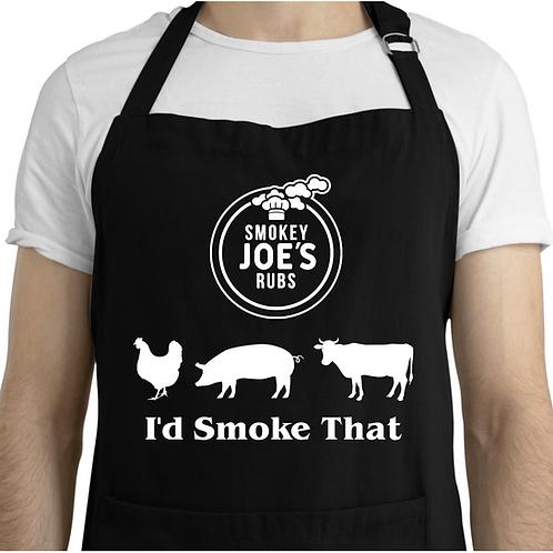 I'd smoke that apron