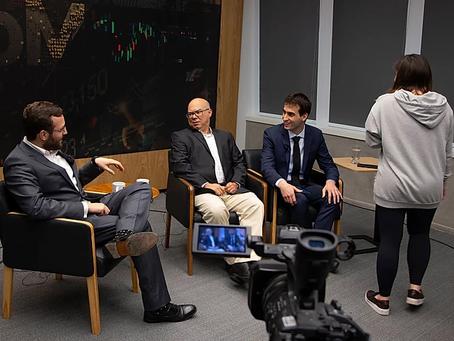 Reforma Tributária: Filipe Barros fala ao vivo na redação da InfoMoney