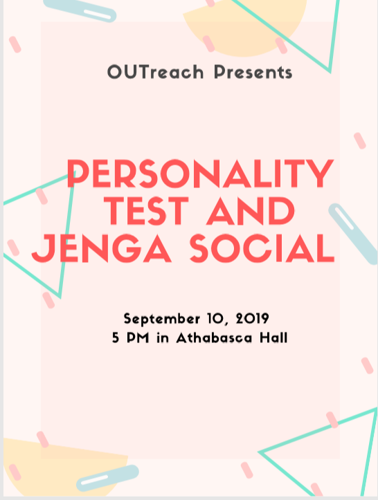 Outreach Jenga Night